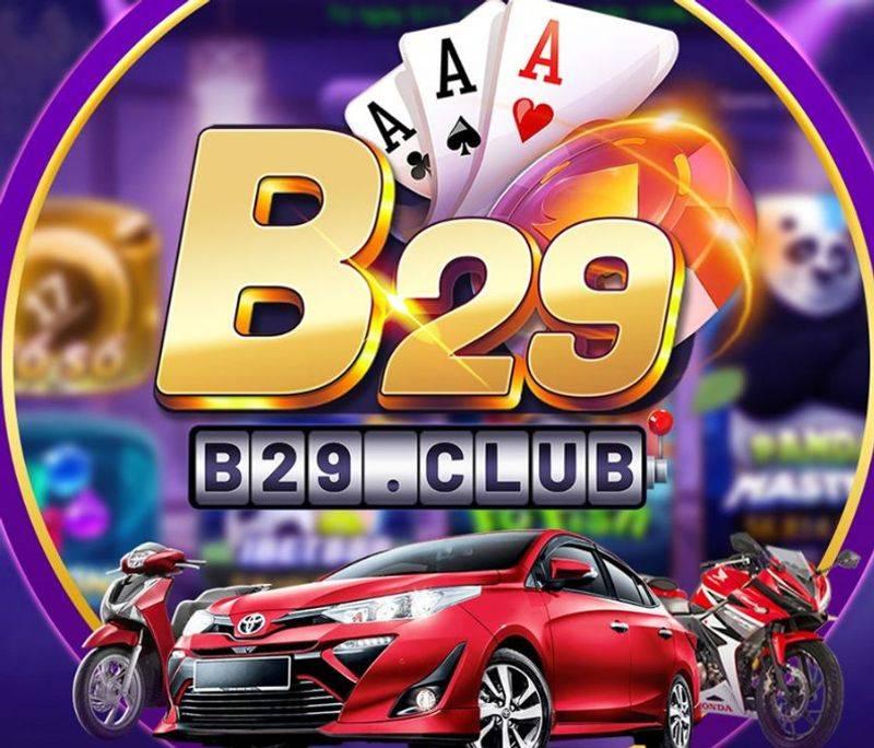 Gift code tháng 4 B29 Club: Reivew linh đình - Rinh ngay xe xịn
